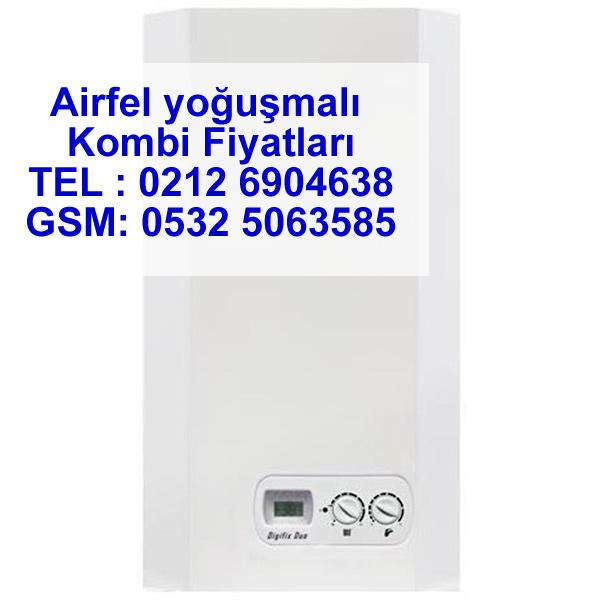 Esenyurt Airfel Yoğuşmalı Kombi Yetkili Bayisi İstanbul genelinde hizmet vermekte olan firmamız Klima ve kombi modelleri satış ve satış sonrası hizmet vermektedir.